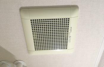 トイレ換気系統