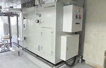 空調機メンテナンス
