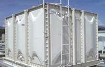 給水設備用貯水槽メンテナンス・備品交換等